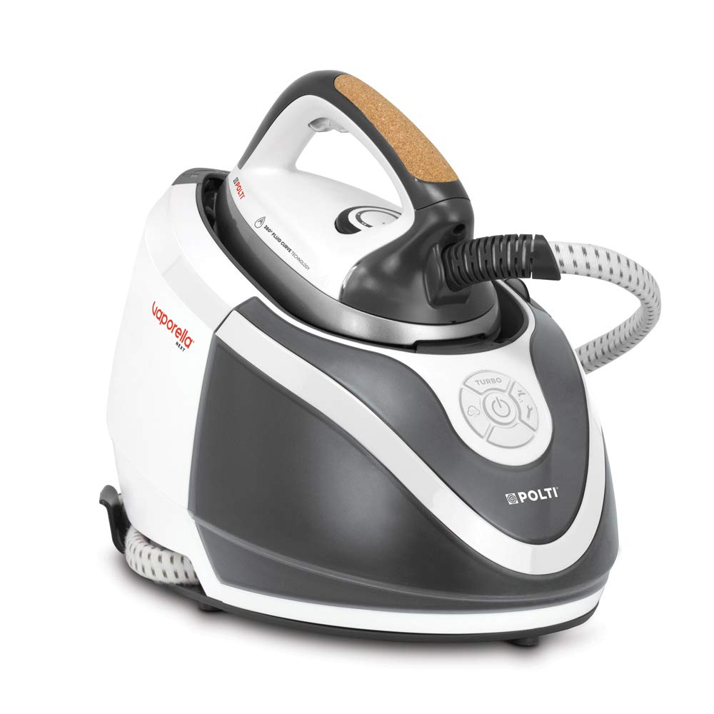 Polti Vaporella Next VN18.15, steam generator iron with boiler, 5.5 bar, unlimited autonomy, turbo function, rapid heat-up time 2 minutes