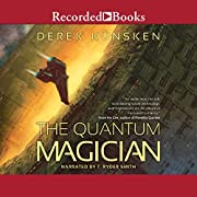 The Quantum Magician by Derek Künsken