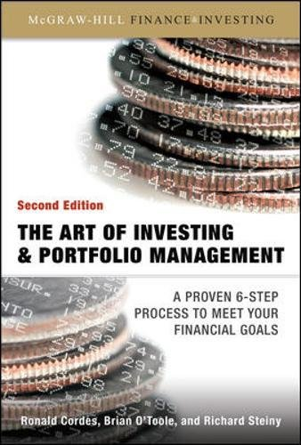 The Art of Investing and Portfolio Management, 2nd Edition PDF