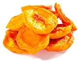 Peach Halves Dried 500g by Hatton Hill - Free UK Delivery
