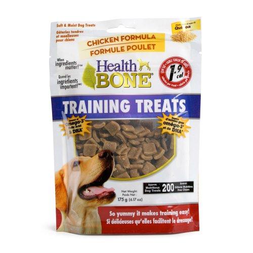 Omega Paw s Health Bone Training Chicken Treats, Mini