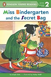 Miss Bindergarten and the Secret Bag (Penguin Young Readers, L2)