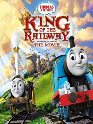 DVD : Thomas & Friends: King Of The Railway: The Movie