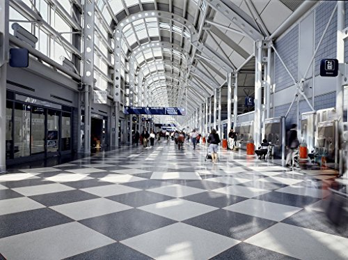 Chicago, IL Photo - O'Hare airport terminal, Chicago, Illinois - Carol - O Hare Airport Chicago Il