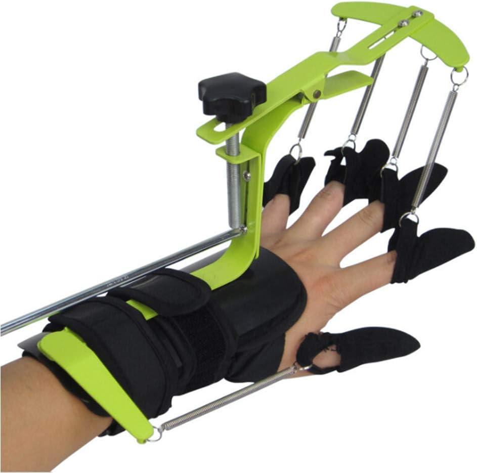 XDXDO Entrenador de Rehabilitación de Dedos Ortopedia para Dedos Hemiplegia Ejercicio de Mano Parálisis Cerebral Equipo de Rehabilitación Ortopédica para Accidentes Cerebrales, 2kg