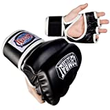 Combat Sports MMA Hybrid Sparring Gloves (Large)
