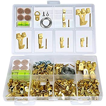 Picture Hanging Kit Asst Picture Hanging Hardware Amazon
