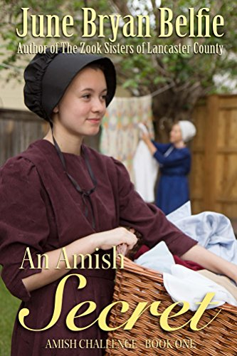An Amish Secret (Amish Challenge Book 1) by [Belfie, June]
