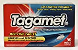 Tagamet Acid Reducer 200 mg 50 Tablets