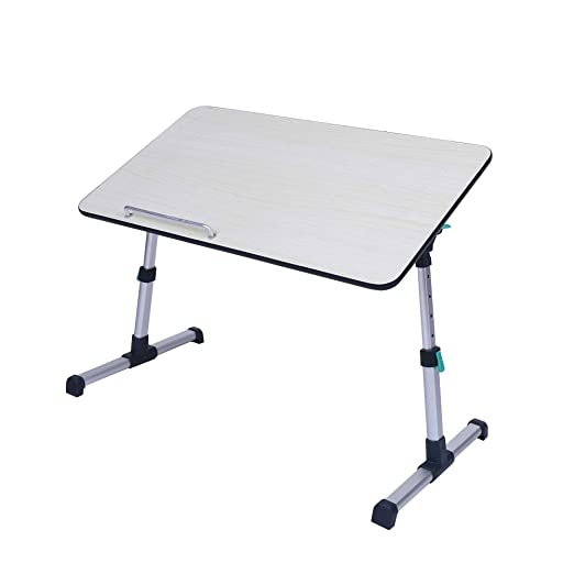 Mesa plegable para la cama, soporte ajustable para el portátil ...