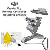 DJI CrystalSky Remote Controller Mounting Bracket with eDigitalUSA Cleaning Kit