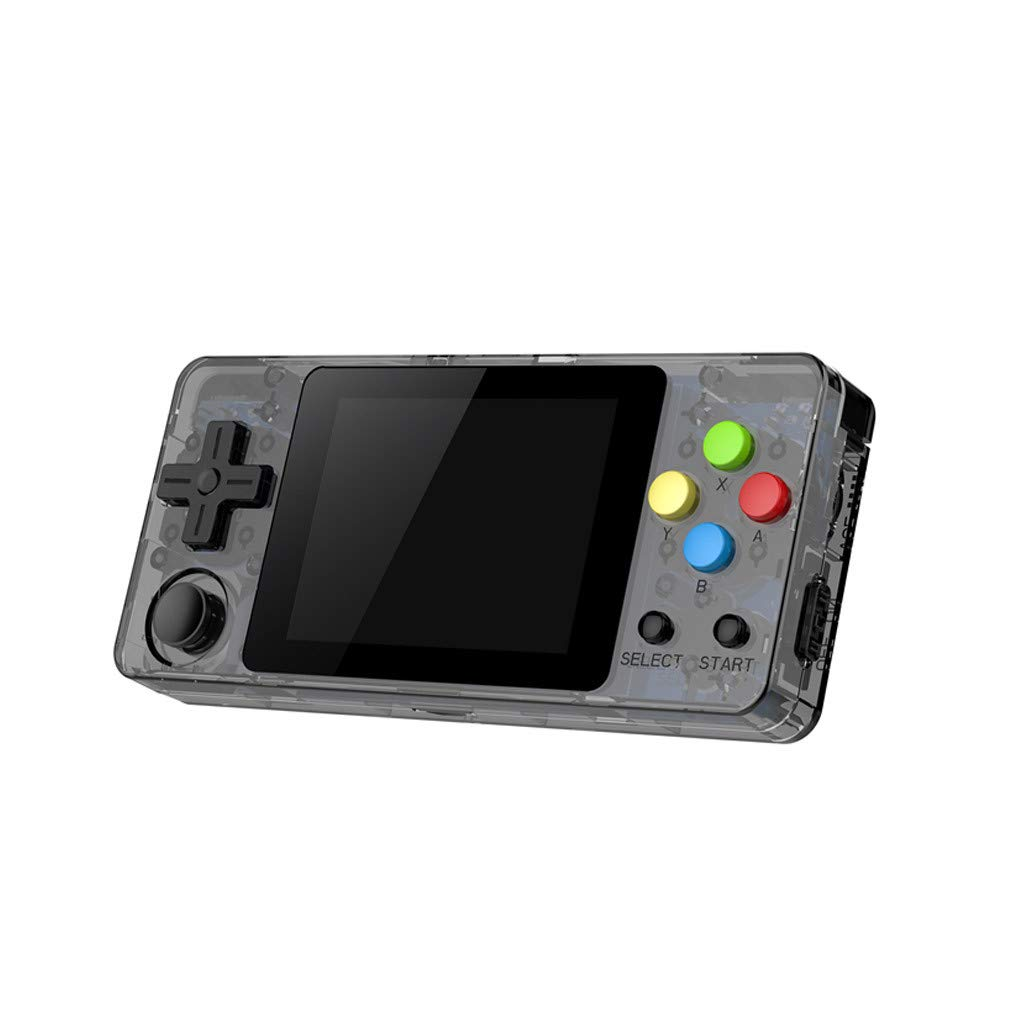 Rigel7 Handheld Game Console LDK Game Screen by 2.7 Thumbs Mini Handheld Palm Palm Console of Nostalgic Children Retro Console of Dioco Mini Family TV Video by Rigel7