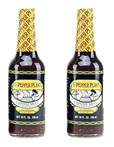 (The Pepper Plant: Chipotle Sauce 10 oz. Bottle (Pack of 2))
