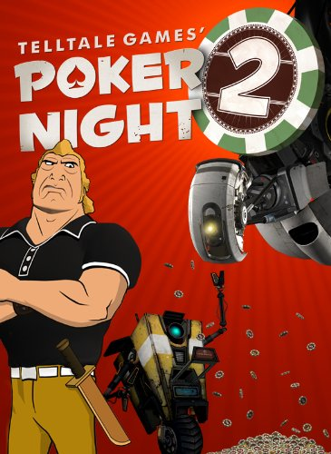 Poker Night 2 [Online Game Code]
