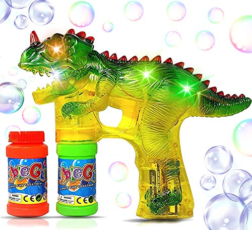 Haktoys TRex Dinosaur Bubble