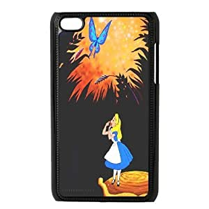 James-Bagg Phone case Alice in Wonderland Protective Case FOR IPod Touch 4th Style-7