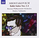 Classical Music : Shostakovich: Ballet Suites 1-4