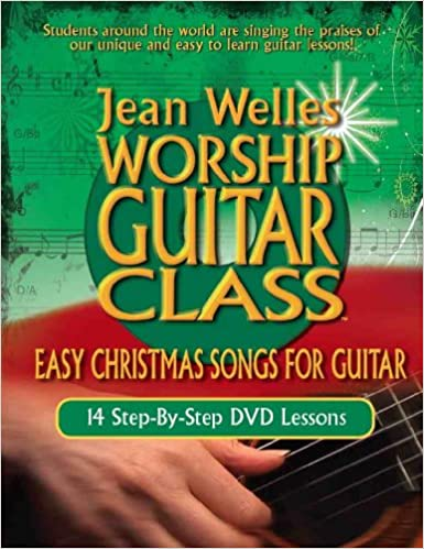 Jean Welles Worship Guitar Class Easy Christmas Songs For Guitar