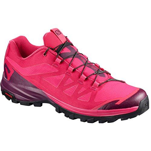 Black Virtual Potent Outpath AW18 Walking Purple Shoe Pink Womens Salomon dznXCqw
