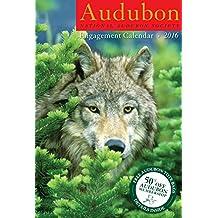 Audubon Engagement Calendar 2016