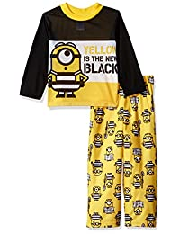 Despicable Me boys Despicable Me 2-piece Pajama Set