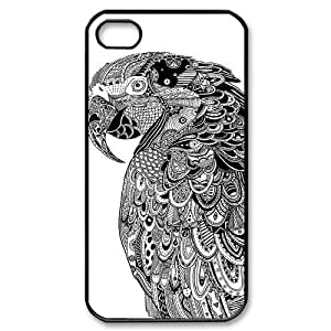 AKERCY Sketch Animals Phone Case For Iphone 4/4s [Pattern-5]