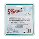 NPW-USA Buddies Drink Markers, 4-Count, Wine
