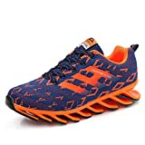 Performance Spring Running Shoes NVISU Men's Breathable Sneakers