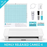 Silhouette Cameo 4 with Bluetooth, 12x12 Cutting