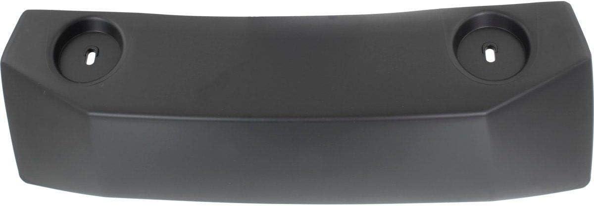 Primed Steel GM1180178 23431237 New Rear Bumper Tow Hook Cover For 2015-2018 Cadillac Escalade//Escalade ESV Trailer Hitch Cover