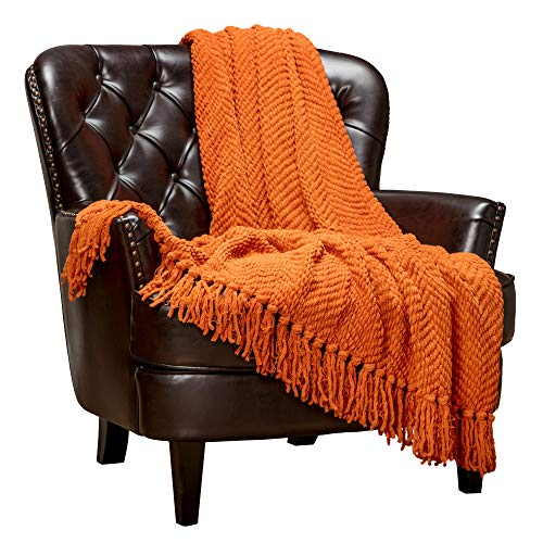 Chanasya Textured Knitted Blanket Lightweight product image