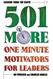 img - for Lessons from the Cloth 2: 501 More One Minute Motivators for Leaders (Volume 2) book / textbook / text book