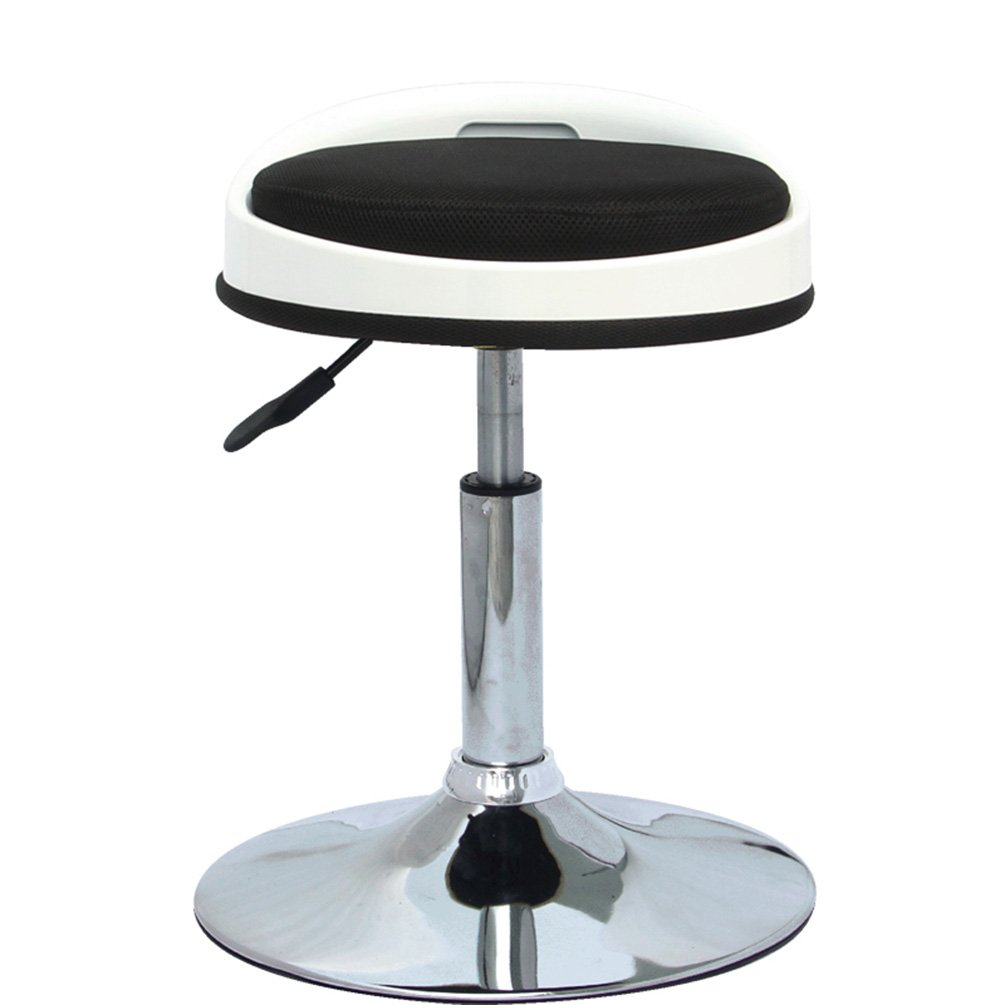 F NYDZ Bar Chair Shopping Table Chair Barber Shop Lift Stool Table Stool Home colorful Decorative Leisure Stool Nail Salon Stool Clubhouse Front Desk High Stool (color   B)