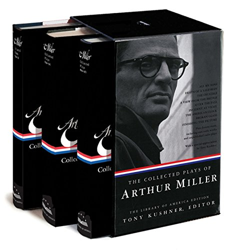 Image of The Collected Plays of Arthur Miller: A Library of America Boxed Set