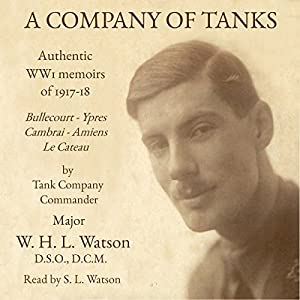 A Company of Tanks Audiobook