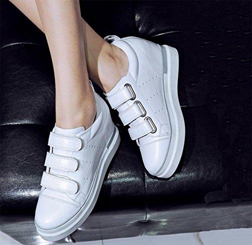 Mme Spring chaussures d'ascenseur pente avec des chaussures chaussures de sport , US6.5-7 / EU37 / UK4.5-5 / CN37