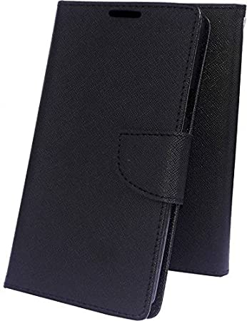 zcase Flip Cover for Vivo Y21 Black Brown Best Price in India