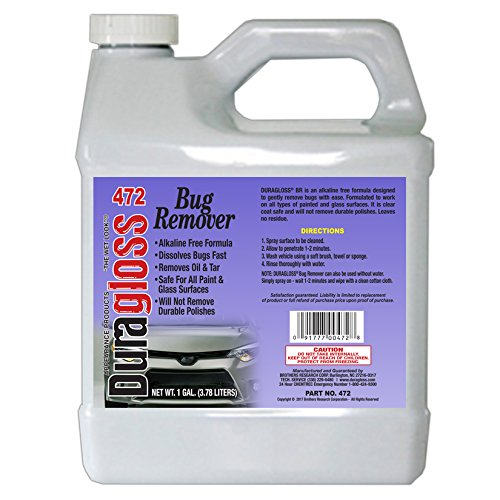 Duragloss 472 Bug Remover - 1 Gallon (Best Car Paint Cleaner)