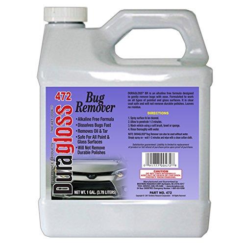 Duragloss 472 Bug Remover - 1 Gallon