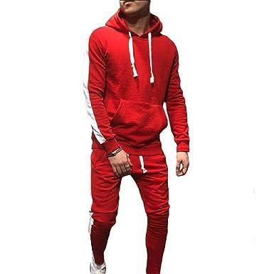 Pantalon Chandal Rojo Hombre Los Mejores Chandales