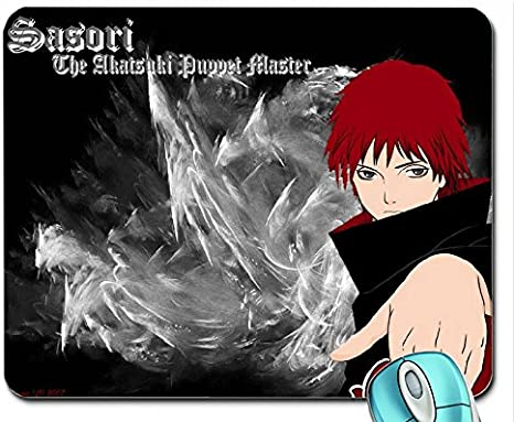 Sasori Of The Red Sand Wallpaper Mouse Pad Computer Mousepad Amazon Ca Office Products