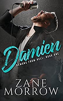 Damien (Demons from Hell Book 1) by [Morrow, Zane]
