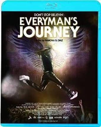 3972d737a55fd Amazon.com: Don't Stop Believin: Everyman's Journey (2012) [Blu-ray ...