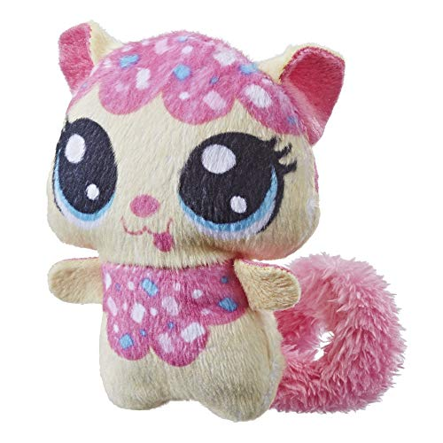 Littlest Pet Shop Plush Kitty Doll ()