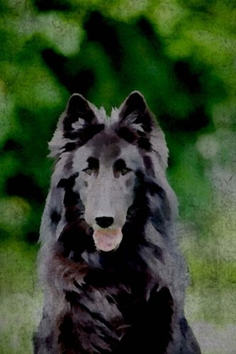 Belgian Sheepdog: Belgian Groenendael:  Journal/Notebook/Diary (Renaissance Dogs) (Volume 9)