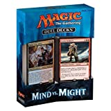 MTG Magic the Gathering 2017 Duel Decks Mind Vs Might - 120 cards