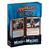 MTG Magic the Gathering 2017 Duel Decks Mind Vs Might - 120 cards