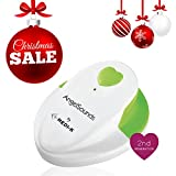 Baby : Heartbeat Baby Monitor by Medi-K | Safe Portable Listening Device | 2 x Headphones | Ideal for Home Use | Perfect Gift for Pregnant Couples | Offers Peace Of Mind During Pregnancy