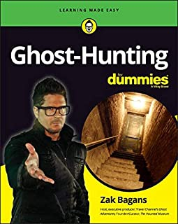 Book Cover: Ghost-Hunting For Dummies