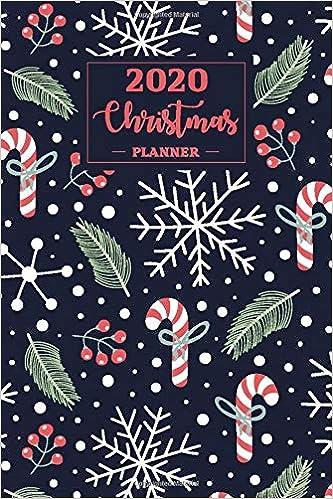 Amazon.com: Christmas Planner 2020: Merry christmas planner and